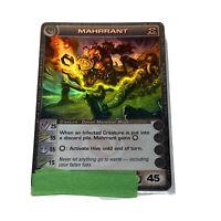 Chaotic Card Mahrrant 27/108 45 Energy ccg tcg