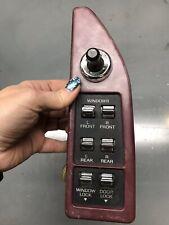 90-97 Ford LTD Mercury Marquis door power window lock Mirror Control Driver