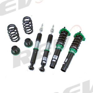 REV9 Hyper Street II Adjustable Coilover Damper Kit for 18-20 Audi A4 All Models