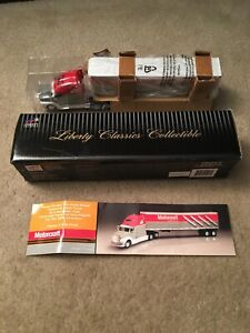 Liberty Classics Limited Edition Diecast Tractor Trailer MotorCraft Stock #20103