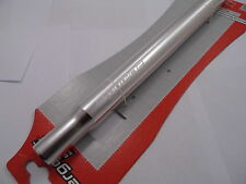 25.4mm Ergotec Seatpost Silver Alloy Bike / Cycle - 30cm