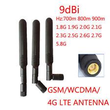 Antena Omni Direccional Con SMA Male Connector Para GSM WCDMA LTE 4G 9DBi