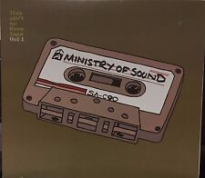THIS AIN'T NO RAVE TAPE - VOL 1 MINISTRY OF SOUND - 14 TRACKS - VG - G517