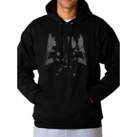 Star Wars Darth Vader Close Up Black Hoodie Sweater