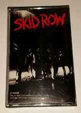 Skid Row by Skid Row (Cassette, Jan-1989, Atlantic (Label))