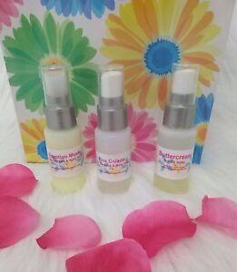Lavender Musk Dry Oil Body Spray Perfume Fragrance 1 oz One Bottle Womens