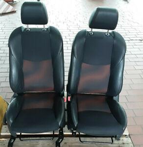 Mazda 3 MPS(BL) Innenausstattung 4-Türer RHD Schwarz/Rot Sitzheizung