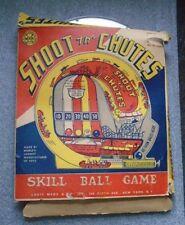 old Marx Shoot th' Chutes game of skill in original box