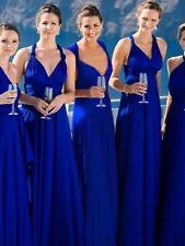 Corwin Multiway Dress Phase 8 Size 10 15 Ways To Wear It Blue