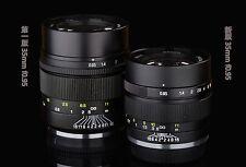 Neues MITAKON MK II Speedmaster 35mm f/0.95 Fujifilm FX X-Pro1 X-T1 X-M1 X100T