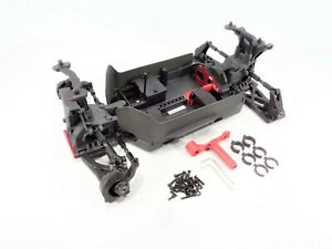 NEW Arrma Granite 4x4 3s BLX Chassis Set Arms Body Motor Mount Gear Boxes Towers