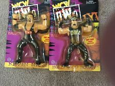 New! 1997 WCW/NWO Monday Nitro Hulk Hogan Kevin Nash