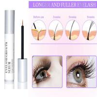 Eyelash Growth Serum Natural Lash Boost Growth Serum Lash Eyebrow Enhancer 5ml