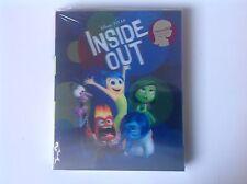 Inside Out Kimchidvd Lenticular Bluray Steelbook
