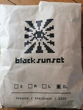 INVADER  t shirt BLACK SUNSET Neuf XL Sold Out