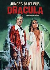 Mediabook Young Blood for Dracula Count Yorga Vampire Blu-Ray + DVD Lmited Box B