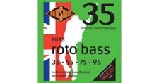 RotoSound Bass Guitar Strings Roto Bass 35 RB35 35-95 Nickel Steel Round Wound