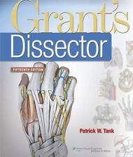 Grant's Dissector (2013, Spiral, Revised) + Online Resource & Study Materials