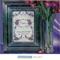 MOTHER'S DAY SAMPLER   -  CROSS  STITCH PATTERN ONLY   HM  QYY