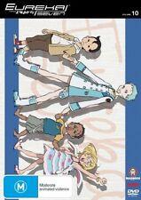 Eureka Seven : Vol 10 (DVD, 2008) New Region 4