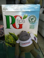 "A BARGAIN - THE ORIGINAL PG TIPS ""SIDEKICK"" MONKEY FOR LESS THAN HALF PRICE"