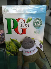 "A BARGAIN - THE BEST PARTY GIFT AROUND!  THE ORIGINAL PG TIPS ""SIDEKICK"" MONKEY"