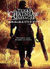 TEXAS CHAINSAW MASSACRE - THE BEGINNING - NEW  (N56) {DVD}