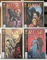 Ruse 1 2 3 4 CrossGen Complete Set Series Run Lot 1-4 VF/NM