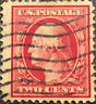 Scott #375 US 1910 Washington Perf 12 Postage Stamp XF LH