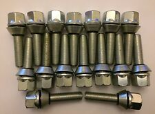 16 x M12X1.25 67 mm di lunghezza 42 mm filetto Wobble BULLONI CERCHI IN LEGA ADATTA PEUGEOT 1 65.1
