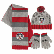 Mickey Mouse Boys' Scarves Hats