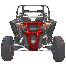 Rear Bumper Red Powdercoated Custom Tubular fits All Polaris RZR XP1000