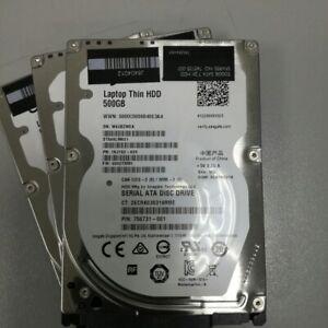 """HARD DISK 7200rpm HP DELL LENOVO 500GB ULTRASLIM SEAGATE ST500LM021 2.5"""" SATA"""