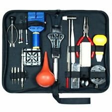 Opener Spring Bar Tool-Hand Remover with Case 21 Pcs Watch Repair Tool Kit Case