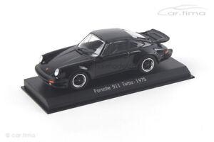 Porsche 911 (930) Turbo 3.0 schwarz Spark 1:43 SDC004