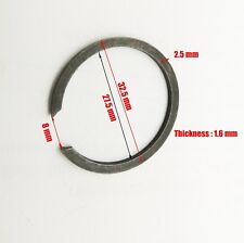 Circlip Internal & External Snap Ring Retaining Cir Clips 27 mm Dia x 50 pcs