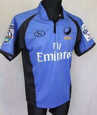 Western Force de Perth Rugby Union 2007/2008 Home Jersey Shirt SZ XS-NEUF