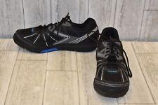 Pearl Izumi X-Road Fuel IV Bike shoes-Men's Size 13 Black/Blue