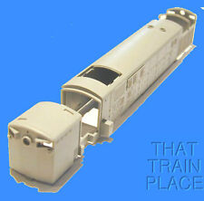 Trainmaster Body Phase 2B Atlas Ho Scale