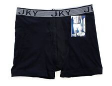 JKY by Jockey Mens Athletic Sport Performance Microfiber Boxer Briefs Underwear