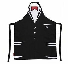 Monopoly Man Tuxedo Apron Kitchen BBQ  - Fathers Day Gift
