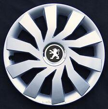 """Conjunto De 4x14 """"rueda de adornos para caber Peugeot 106,107,206,306, socio"""