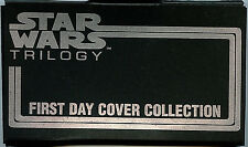 Star Wars Trilogy First Day Stamp Covers Collection New 1995