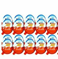 8 x Kinder JOY Surprise Eggs, Ferrero Kinder Choclate Best Gift Toys, for BOY