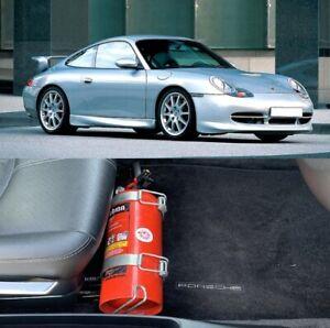 Porsche 911 996 Feuerlöscherhalterung