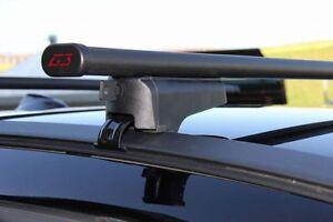 Barre Portatutto Nere  Opel Astra H SW Con Ralis Integrati G3
