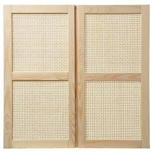 "IKEA IVAR Door Bamboo 16 1/2x32 5/8"" SOLID WOOD"