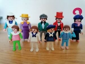 Playmobil Victorian Figures