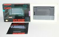 Cleaning Kit for Super Nintendo SNES Complete In Box CIB Authentic Good Shape!