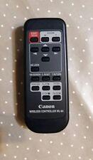 Mando a Distancia Canon camara WL-84